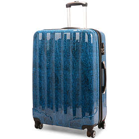 NZ Luggage Co Snow Print Hardside Trolley 122L
