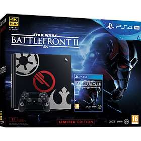Sony PlayStation 4 Pro 1TB (incl. Star Wars Battlefront II) - Limited Edition