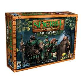 Sheriff Of Nottingham: Merry Men (exp.)
