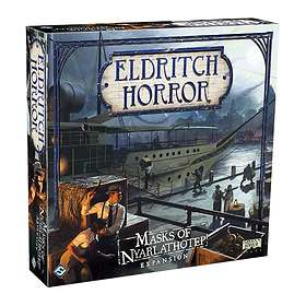 Fantasy Flight Games Eldritch Horror: Masks of Nyarlathotep (exp.)