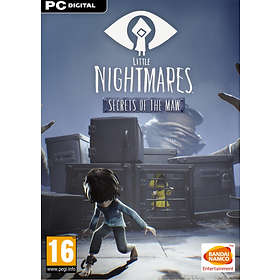 Little Nightmares: Secrets of the Maw - Expansion Pass (PC)