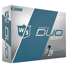 Wilson Duo Soft Ladies (12 balls)