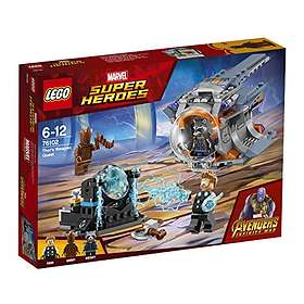 LEGO Marvel Super Heroes 76102 The Search for Thor's Weapon