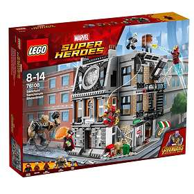 LEGO Marvel Super Heroes 76108 The Battle in the Sanctum Sanctorum
