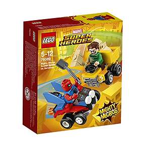 LEGO Marvel Super Heroes 76089 Mighty Micros: Scarlet Spider vs. Sandman