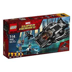 LEGO Marvel Super Heroes 76100 Royal Talon Fighter Attack