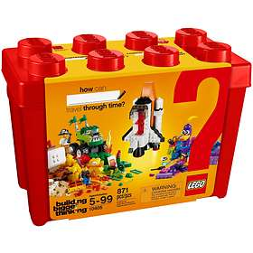 4117cb152b7 Find the best price on LEGO Classic 10704 Creative Box