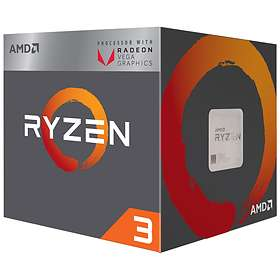 AMD Ryzen 3 2200G 3.5GHz Socket AM4 Box