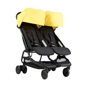 Mountain Buggy Nano Duo (Double Pushchair)
