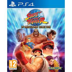 Street Fighter: 30th Anniversary Collection (PS4)