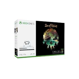 Microsoft Xbox One S 1TB (incl. Sea of Thieves)