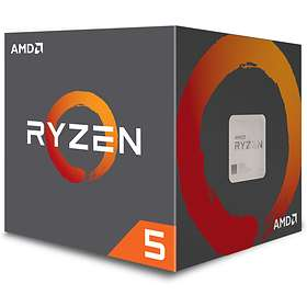 AMD Ryzen 5 2600 3.4GHz Socket AM4 Box