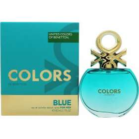 United Colors of Benetton Colors For Her Blue edt 80ml