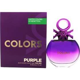United Colors of Benetton Colors For Her Purple edt 80ml