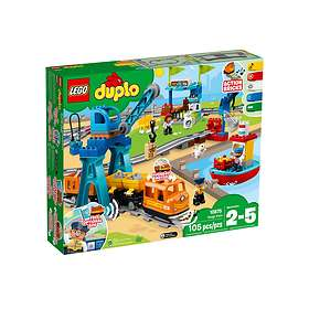 Find The Best Price On Lego Duplo 10875 Cargo Train Compare Deals