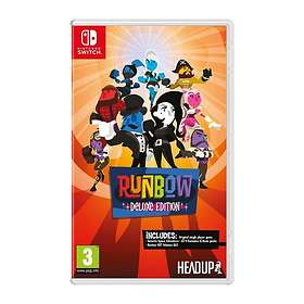 Runbow: Deluxe Edition (Switch)