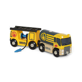 BRIO World Tanklastbil 33907