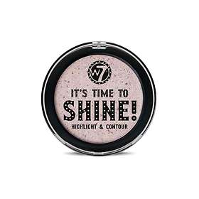 W7 Cosmetics It's Time To Shine Highlight & Contour Compact