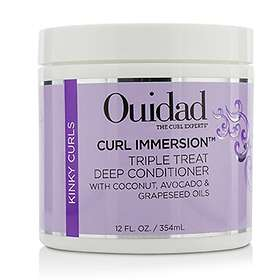 Ouidad Curl Immersion Triple Treat Deep Conditioner 354ml