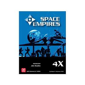 Space Empires 4X: 3rd Printing (exp.)