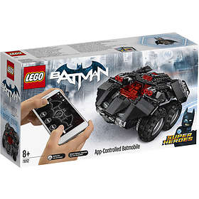 LEGO DC Comics Super Heroes 76112 App-Controlled Batmobile