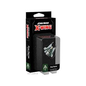 Star Wars X-Wing 2nd Edition: Fang Fighter (exp.)