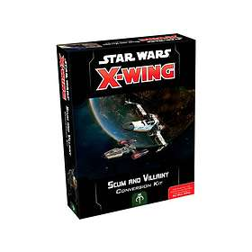 Star Wars X-Wing 2nd Edition: Scum & Villainy Conversion Kit (exp.)