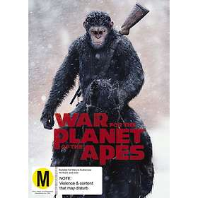 War for the Planet of the Apes (AU)