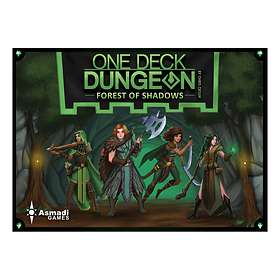 One Deck Dungeon: Forest of Shadows (exp.)