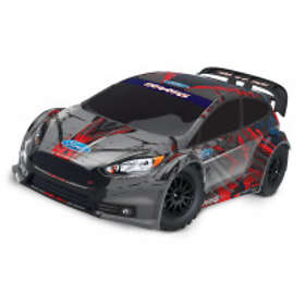 Traxxas Ford Fiesta ST Rally NOS 4WD (74054-6) RTR