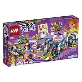 LEGO Friends 41350 Spinning Brushes Car Wash