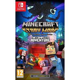 Minecraft: Story Mode - Season Two (Switch)