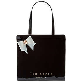 7cc0d95ad009e Find the best price on Ted Baker Auracon Large Bow Icon Shopper Bag ...