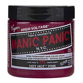 Manic Panic High Voltage Color Cream Hot Hot Pink 118ml