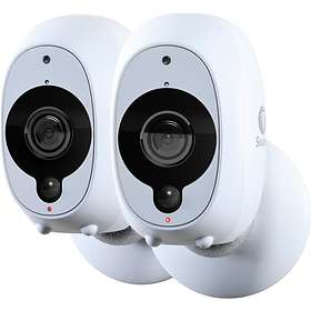 Swann Smart Security Camera (2pcs)