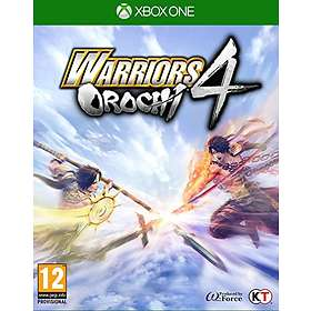 Warriors Orochi 4 (Xbox One | Series X/S)