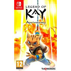 Legend of Kay - Anniversary Edition (Switch)