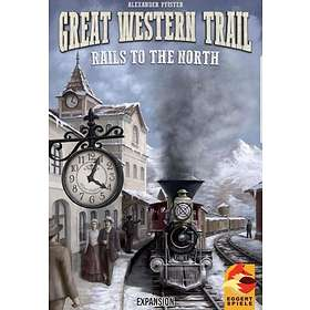 Great Western Trail: Rails to the North (exp.)