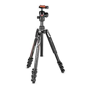 Manfrotto BeFree Advanced Alpha Aluminum