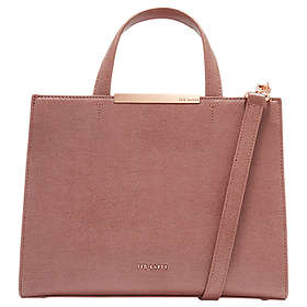 357741db9754e Find the best price on Ted Baker Madalyn Leather Tote Bag