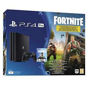 Sony PlayStation 4 Pro 1TB (incl. Fortnite)
