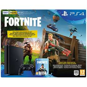 Sony PlayStation 4 Slim 500GB (incl. Fortnite)