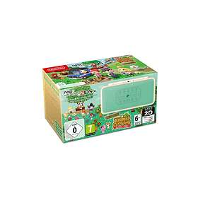 Nintendo New 2DS XL (incl. Animal Crossing Edition Welcome amiibo)
