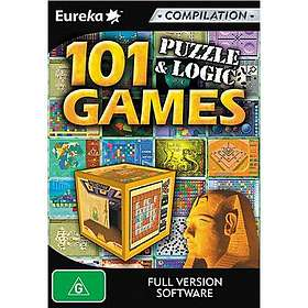 Eureka's 101 Puzzle & Logic Games (PC)