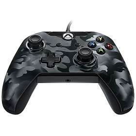 PDP Wired Camo Black Controller (Xbox One)