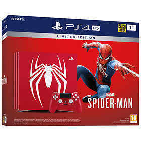 Sony PlayStation 4 Pro 1TB (incl. Marvel's Spider-Man) - Limited Edition