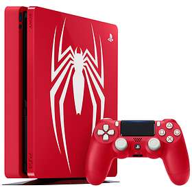 Sony PlayStation 4 1TB (incl. Spider-Man) - Limited Edition