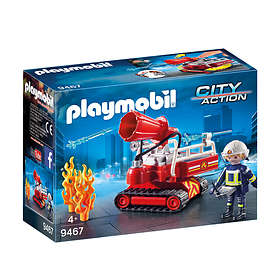 Playmobil City Action 9467 Fire Water Canon