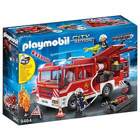 Playmobil City Action 9464 Fire Engine