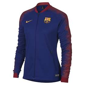 quality design aac01 aa6d1 Nike FC Barcelona Anthem Football Jacket (Women's)